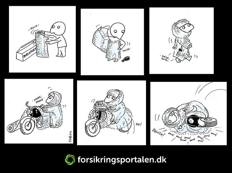 Der findes lettere måder at sikre dine ting på. Forsikringsportalen.dk