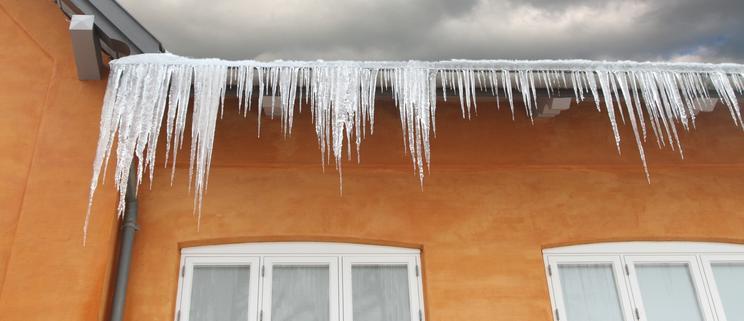 Husforsikring om vinteren. Sådan klargøres huset.